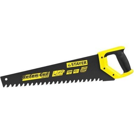 Купить Ножовка по пенобетону Stayer Profi Deep Hard 2-15096. В ассортименте