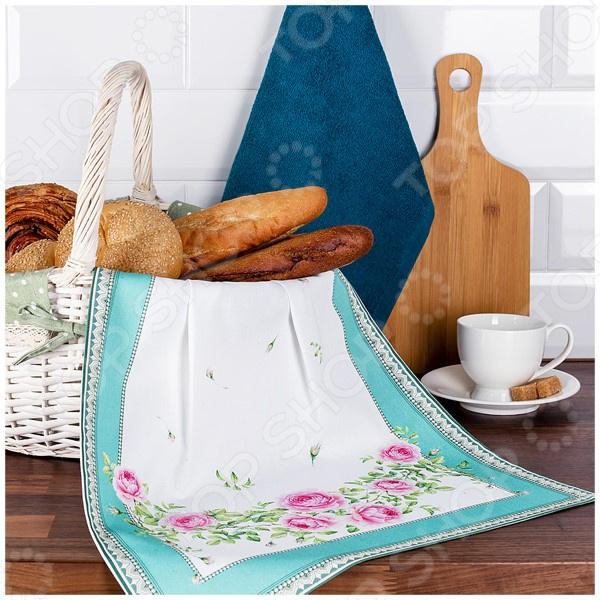 Комплект из 2-х полотенец Santalino «Гарден» 850-701-63 полотенца santalino полотенце shulamite 40х70 см