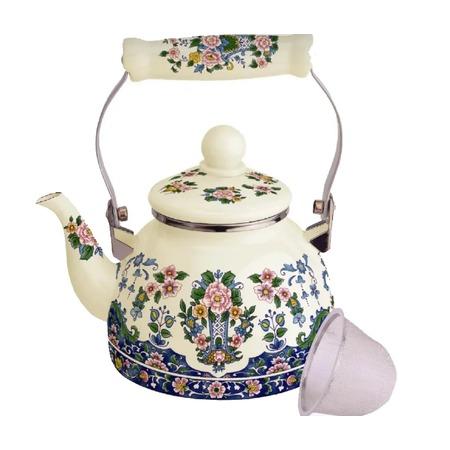 Купить Чайник эмалированный Kelli KL-4468