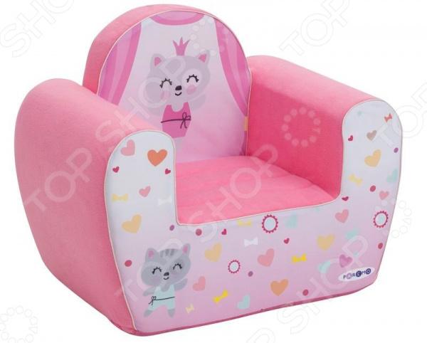 Кресло детское игровое PAREMO «Крошка Ми» детское кресло paremo серии мимими крошка ми