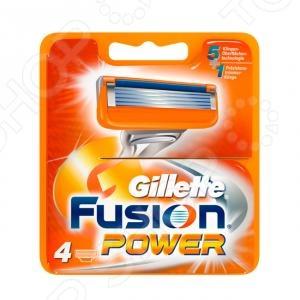 Сменные кассеты Gillette Fusion Power Сменные кассеты Gillette GIL 81372246 /4