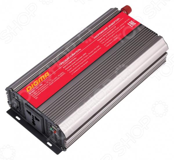 Инвертор автомобильный Digma DCI-1000