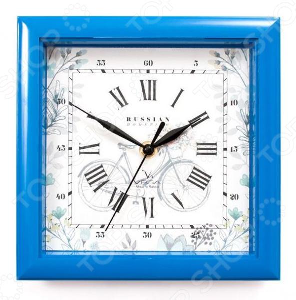 Часы настенные Вега П 3-4-126 «Летний отдых»
