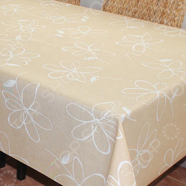 Скатерть Protec Textil «Анна». Цвет: бежевый