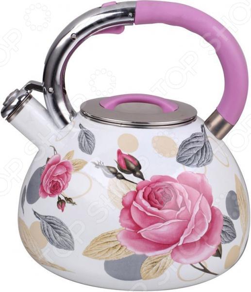 Чайник эмалированный Чудесница ЭЧ-4003 электрический чайник чудесница эч 2010