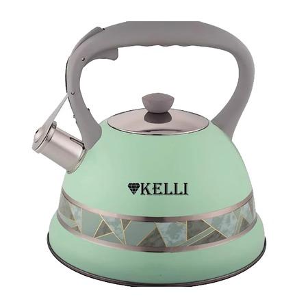 Купить Чайник со свистком Kelli KL-4525