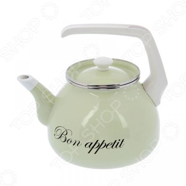Zakazat.ru: Чайник эмалированный Interos 2234 B