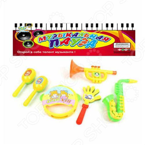 Набор музыкальных инструментов S+S Toys СС75449    /