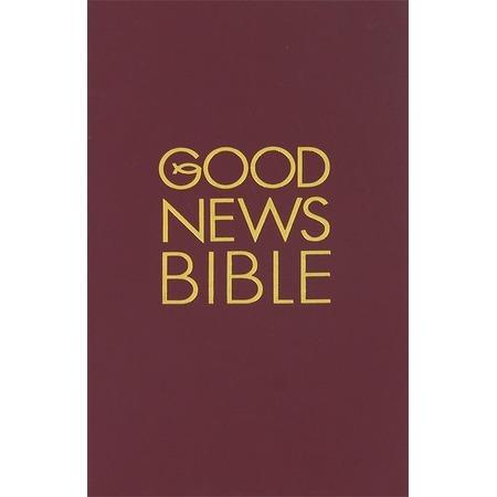 Купить Good News Bible
