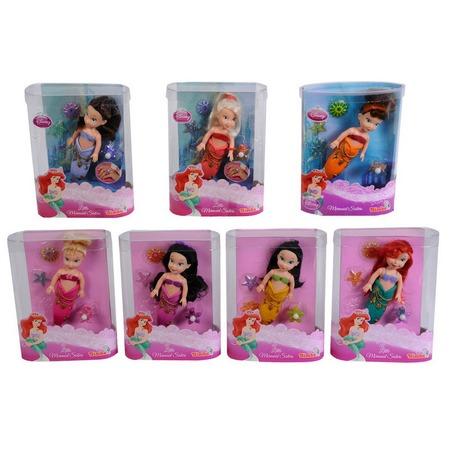 Купить Кукла Simba «Маленькая русалочка-сестра Ариэль». В ассортименте