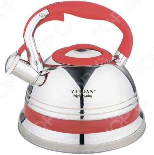 Чайник со свистком Zeidan Z 4219