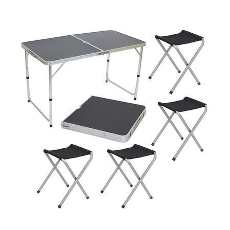 Купить Набор туристической мебели: стол и стулья Ecos «Пикник»