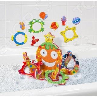 Кольцеброс для игры в ванной Alex «Осьминожка»