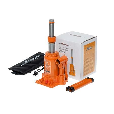 Купить Домкрат телескопический бутылочный Airline AJ-TB-02 в сумке