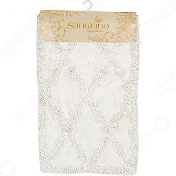Коврик для ванной комнаты Santalino «Ромб» 852-010 коврик для ванной арти м 50х80 см розанна