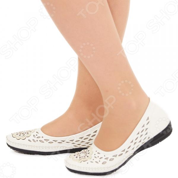 Туфли EGO «Ромашка»