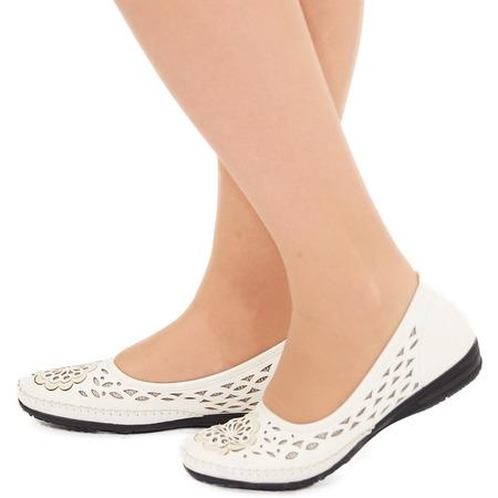 Купить Туфли EGO «Ромашка»