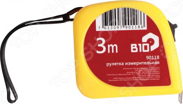 Рулетка измерительная Archimedes 90118 рулетка archimedes автостоп 3 м х 16 мм
