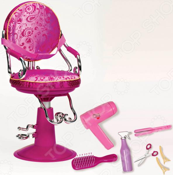 Мебель для куклы Our Generation Dolls «Парикмахерское кресло»