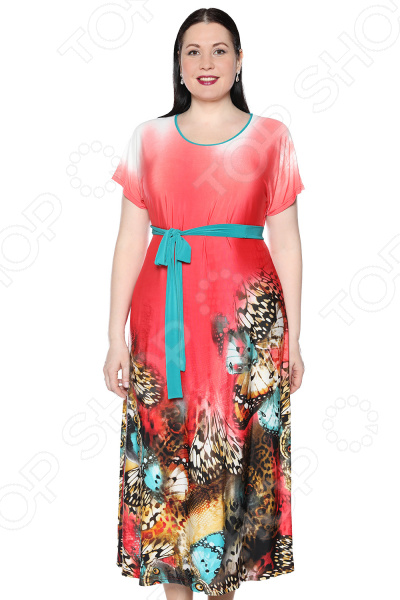 Платье Лауме-Лайн «Роскошный вечер». Цвет: красный