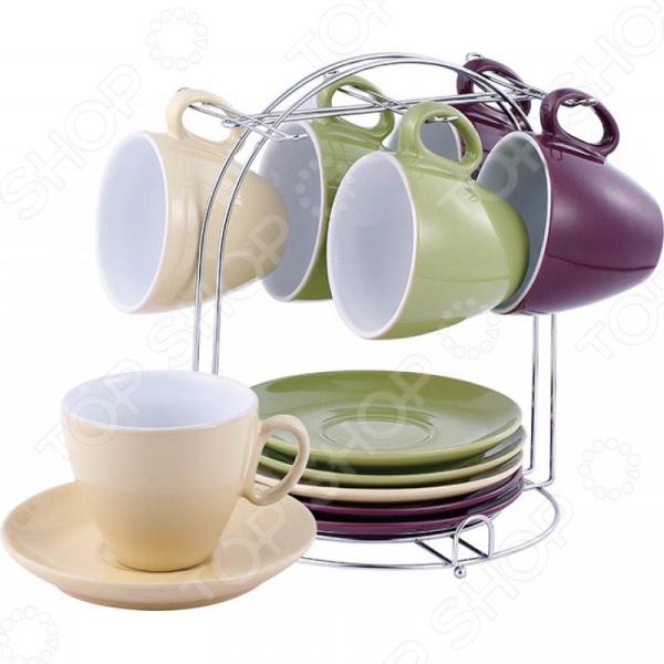 Чайный набор Wellberg Glamour WB-23610 стеллар детская посуда чайный набор