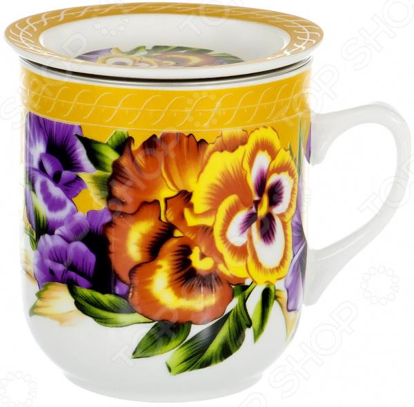 Кружка заварочная OlAff Mug Cover CM-MSCM-018 кружка заварочная olaff mug cover jdfs mscm 018