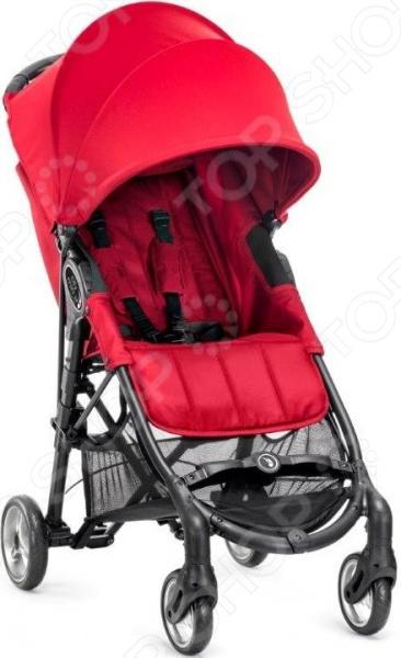 Коляска прогулочная Baby Jogger City Mini Zip Коляска прогулочная Baby Jogger City Mini Zip /Красный