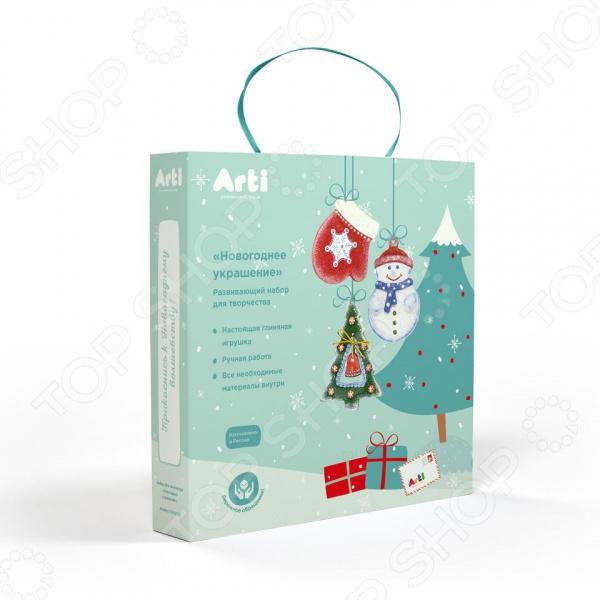 Набор для детского творчества Arti-M «Новогоднее украшение»