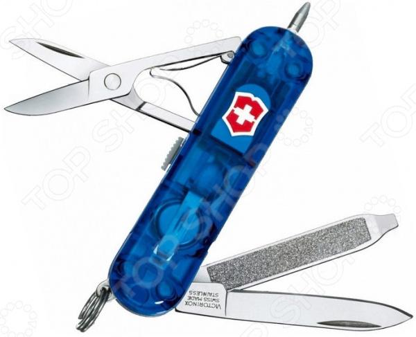 Нож перочинный Victorinox Classic SwissLite 0.6228.T2