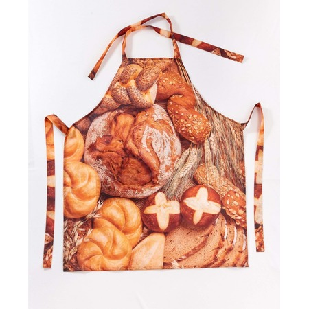 Купить Фартук Сирень «Ароматный хлеб»