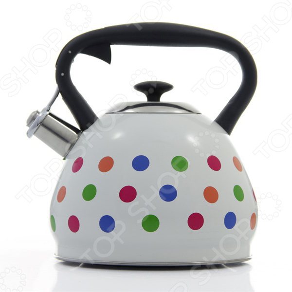 Чайник со свистком Bekker BK-S595 Premium