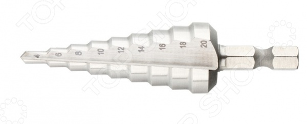 Сверло по металлу ступенчатое Барс 72361 стоимость