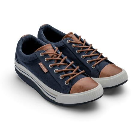 Купить Кеды Walkmaxx Comfort 2.0. Цвет: синий