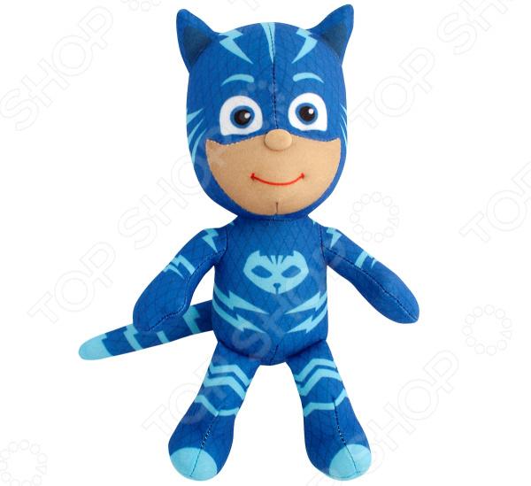 Мягкая игрушка PJ Masks «Кэтбой» 33443 мягкая игрушка герои в масках кэтбой 20см 33443