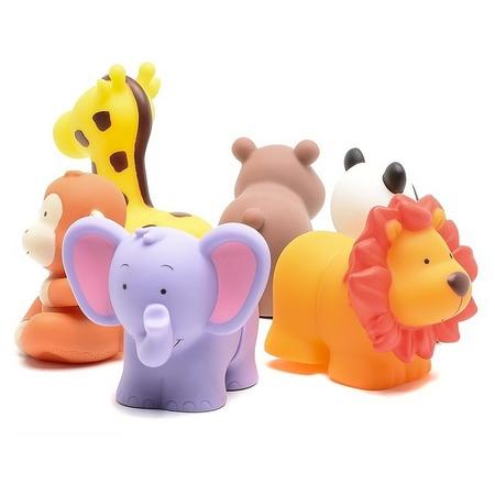 Купить Конструктор для малышей K'S Kids Popbo Blocs «Дикие животные»