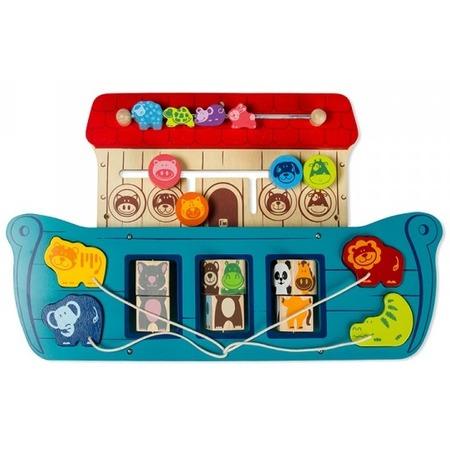 Купить Игрушка развивающая для малыша I'm toy «Ковчег»