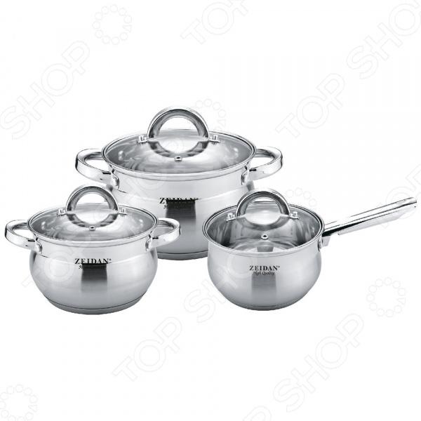 Набор посуды для готовки Zeidan Z 50623