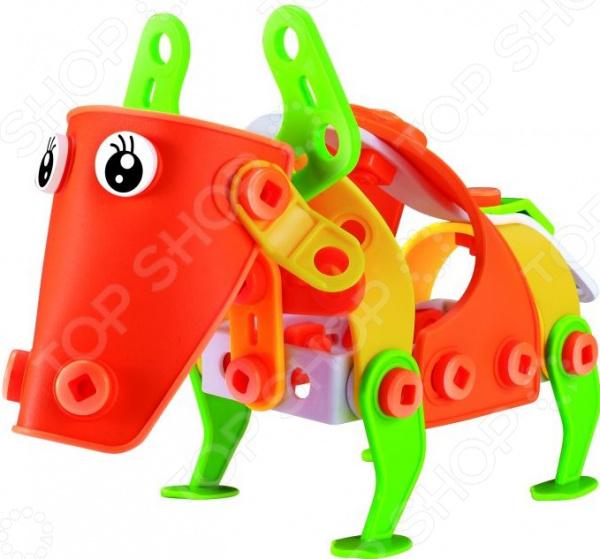 Конструктор гибкий Fun Red «Корова»