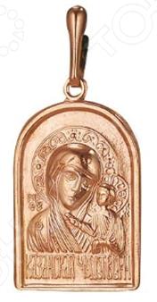 Кулон «Казанская Божья матерь» икона янтарная божья матерь скоропослушница кян 2 212