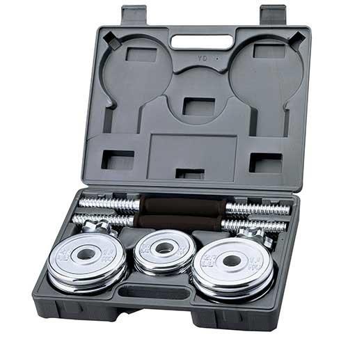 Набор гантелей Lite Weights 7915LW