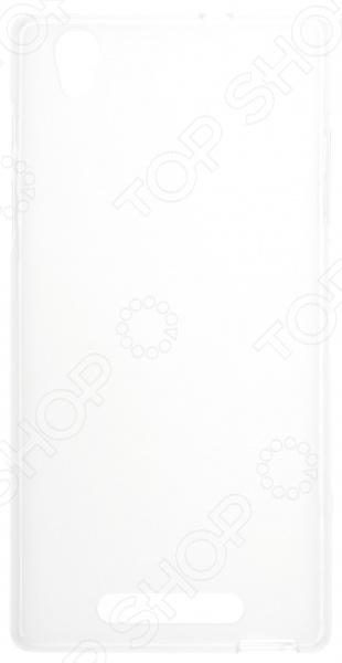 Чехол защитный skinBOX Philips V787 смартфон philips xenium v787 ebony