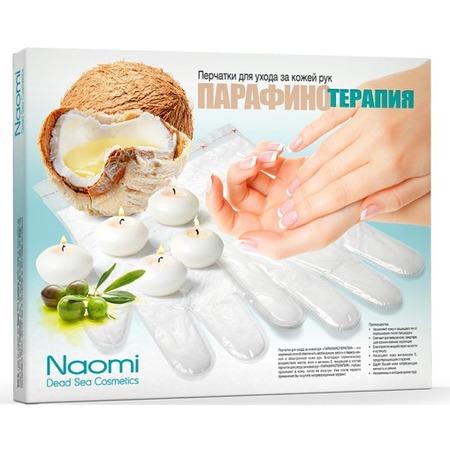Купить Маска для обветренной кожи рук Bradex «Парафиновые перчатки» с кокосовым маслом