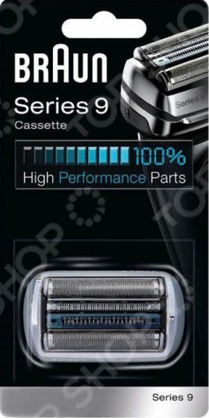 Сетка и режущий блок для электробритв Braun Series 9 92S аксессуар сетка и режущий блок braun series 1 10b