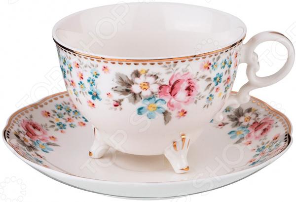Чайная пара Lefard «Мадемуазель Кики» 54-445