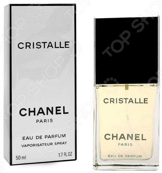 Парфюмированная вода для женщин Chanel Cristall, 50 мл chanel парфюмированная вода allure sensuelle 100 ml