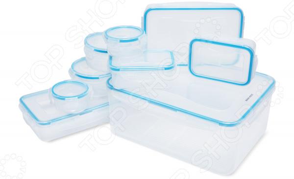 Набор контейнеров для продуктов DOSH HOME Sagitta 18