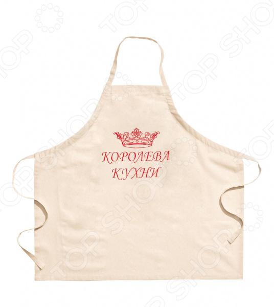 Набор кухонный: передник и полотенце Dinosti «Королева кухни