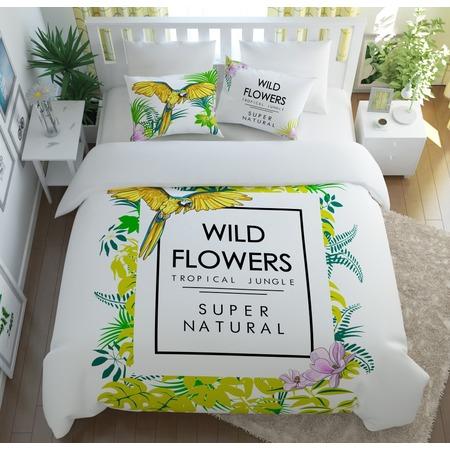 Купить Комплект постельного белья Сирень «Дикая природа»