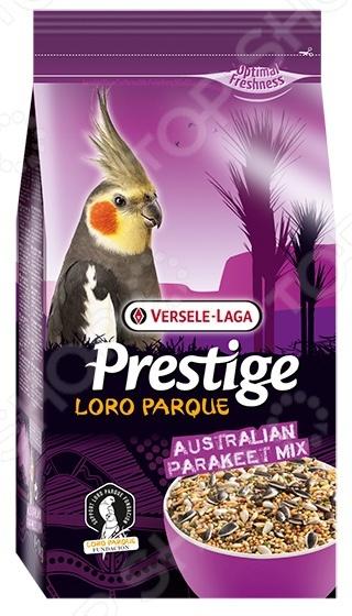 Корм для попугаев средних размеров Versele-Laga Prestige Loro Parque Australian Parakeet Mix