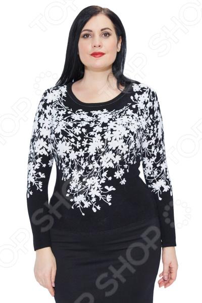 Джемпер Milana Style «Флора» платье milana style milana style mi038ewxjv28